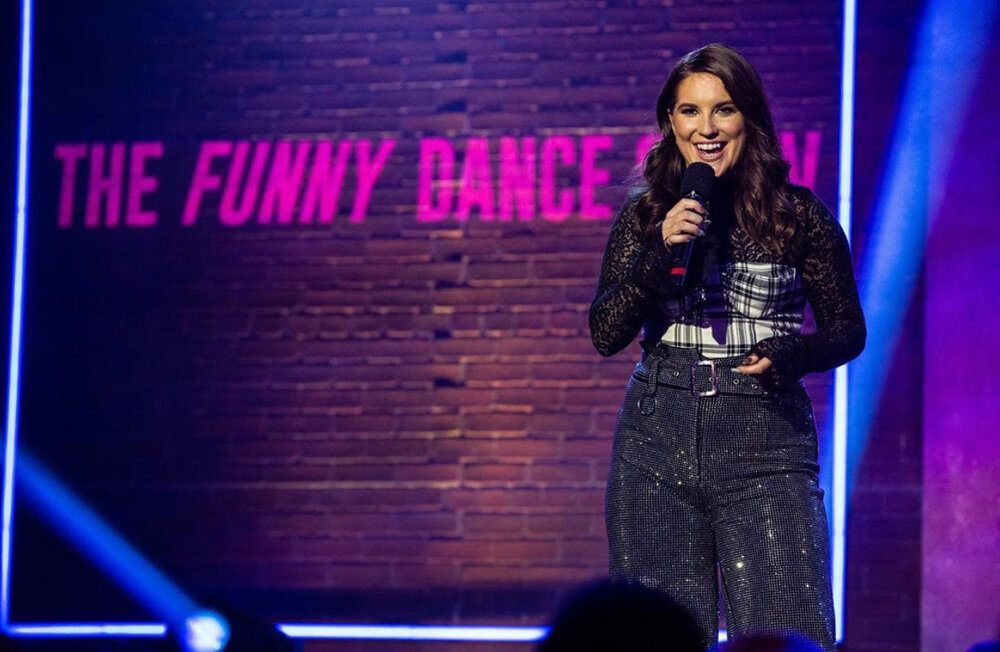 Comedian Heidi Heaslet Executive Producing and Hosting 'THE FUNNY DANCE SHOW' on E!