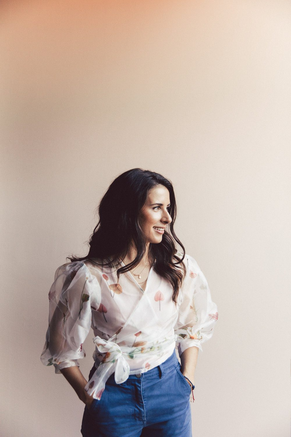 Michelle Pellizzon, the Founder & CEO of Holisticism
