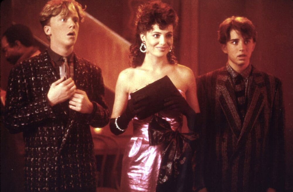 Movies that pass the bechdel test weird science film